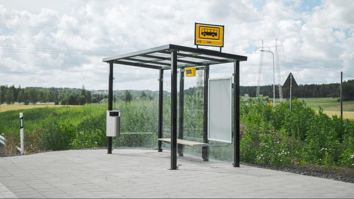 Akva-buszmegálló-és-bicikli-tároló-Turku-Dekorkuka